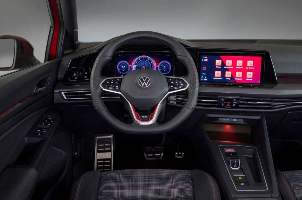 2022 VW Golf GTI Golf R 1
