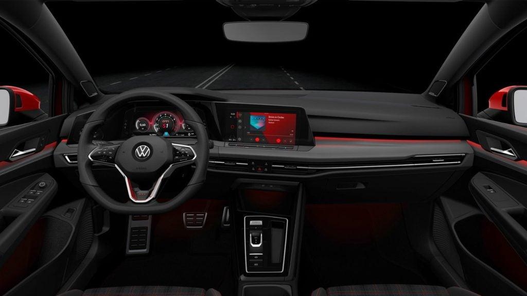 2022 VW Golf GTI Golf R 4