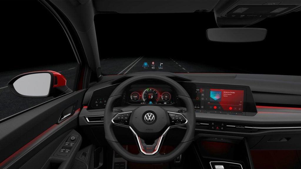2022 VW Golf GTI Golf R 5