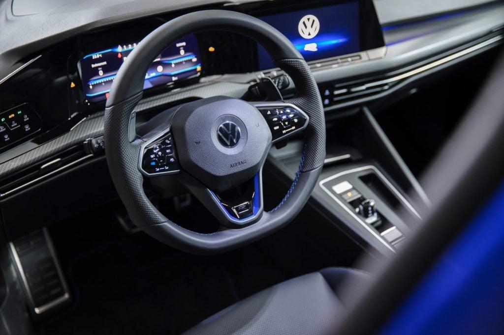 2022 VW Golf GTI Golf R 8