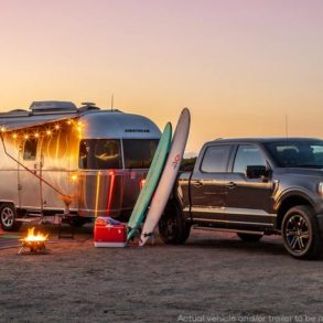 Airstream Caravel 2021 Ford F 150 Omaze 5