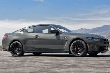 BMW M4 Competition Coupe Omaze 4