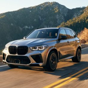 BMW X5 M Competition Omaze Cover Photo
