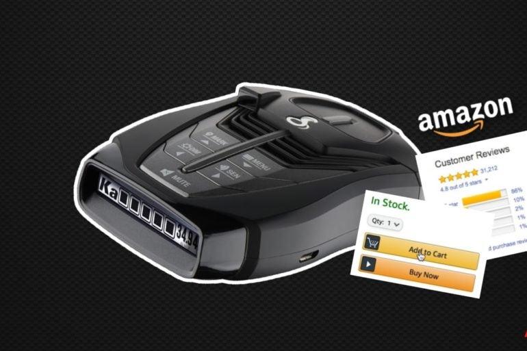Best Selling Radar Detectors Amazon Cover Photo 2