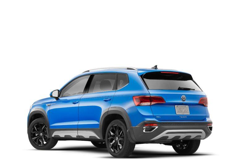 VW Taos Baseline Accessories 5