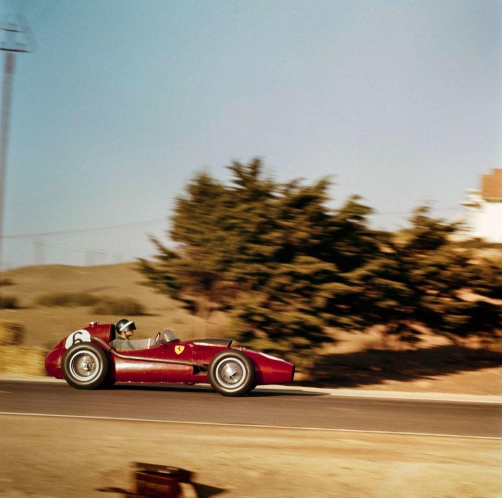 01 Morocco 1958 Hawthorn 0128 Ferrari Hawthorn MA