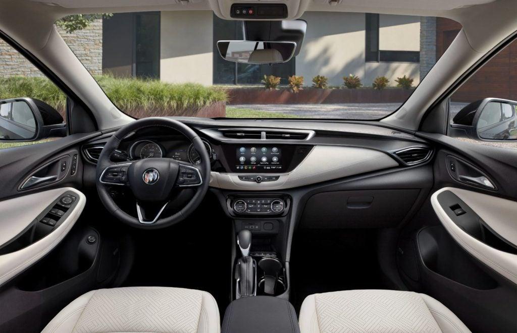 2022 Buick Encore GX