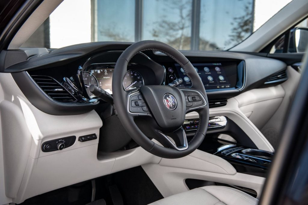 2022 Buick Envision