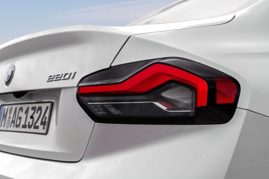 BMW 220i Coupe 1
