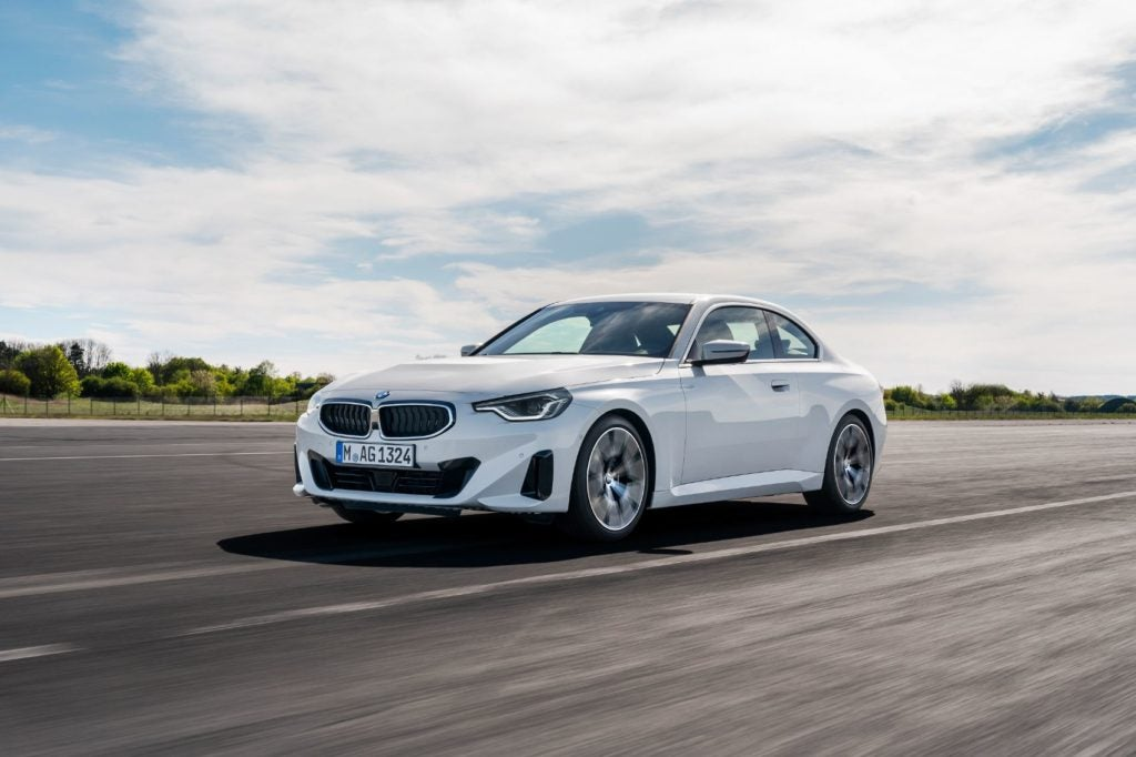 BMW 220i Coupe 15
