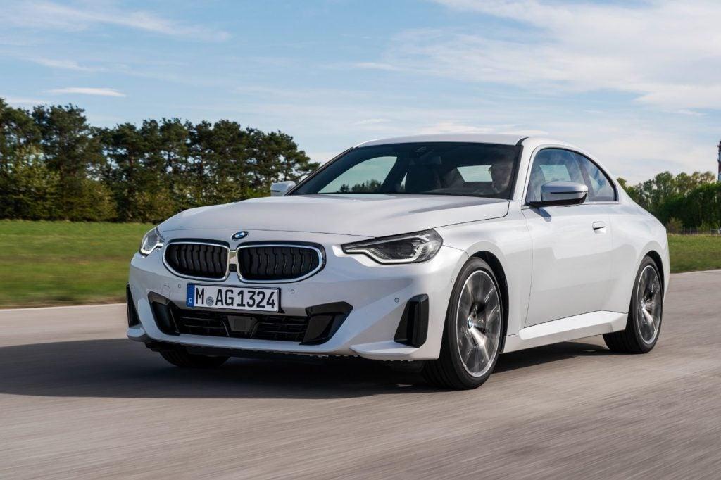 BMW 220i Coupe 16