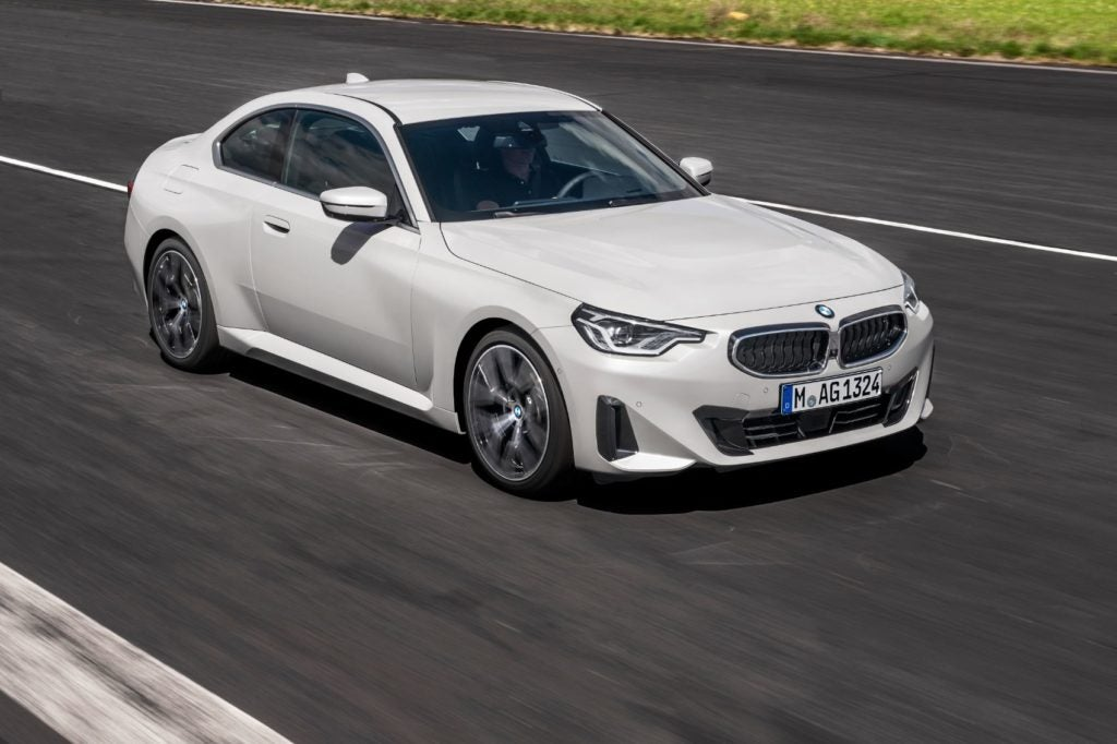 BMW 220i Coupe 18