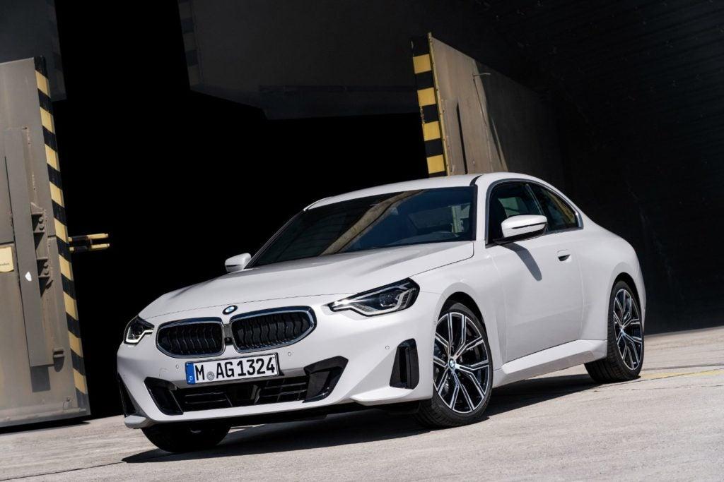 BMW 220i Coupe 5