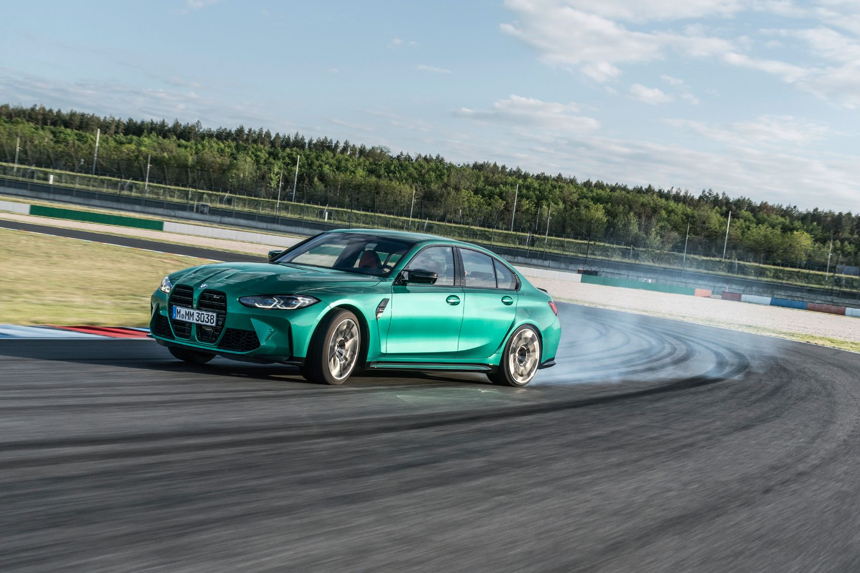 BMW Opens New Driving Experience Program at Indianapolis Motor Speedway