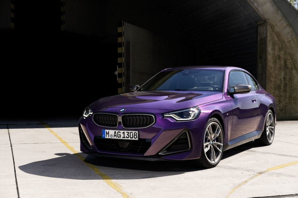 BMW M240i xDrive Coupe - 2022 BMW 2 Series Coupe.