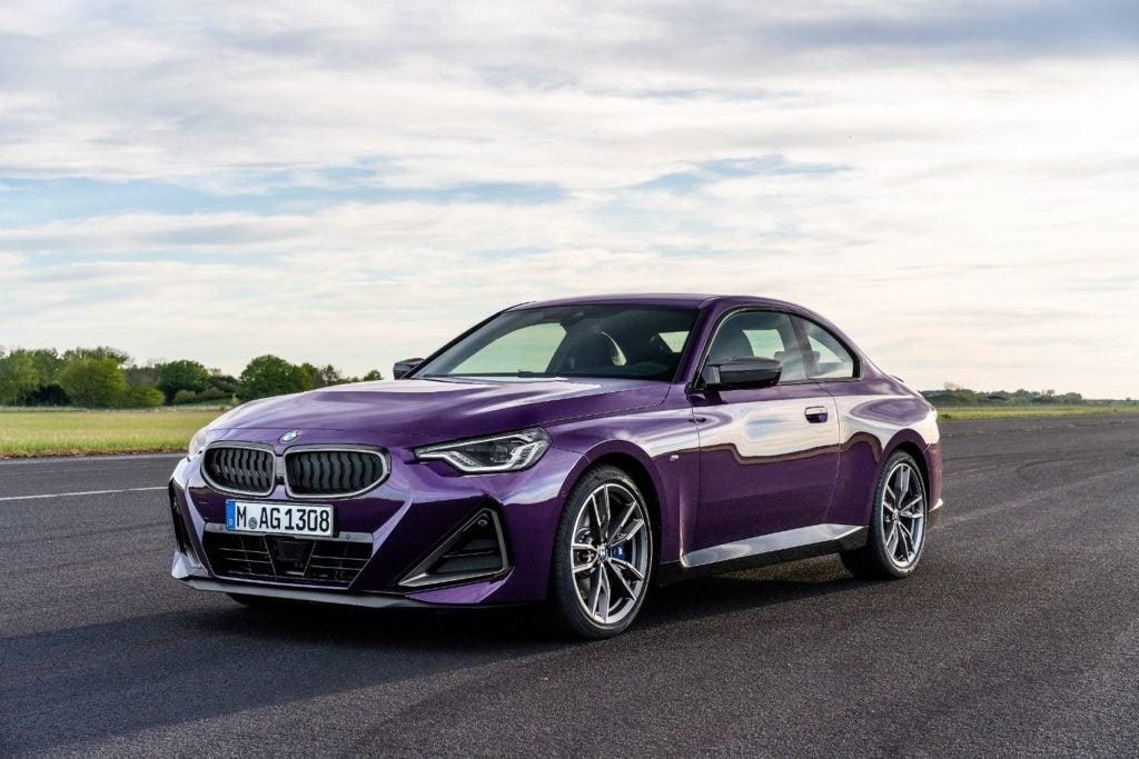 BMW M240i xDrive Coupe 36