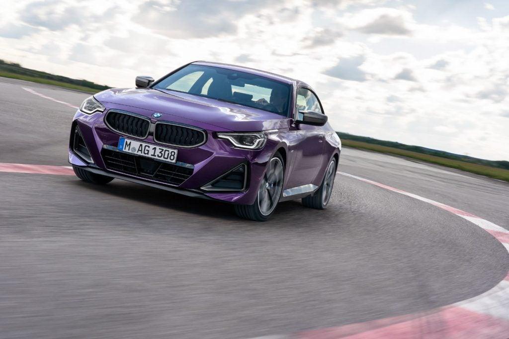 BMW M240i xDrive Coupe 5