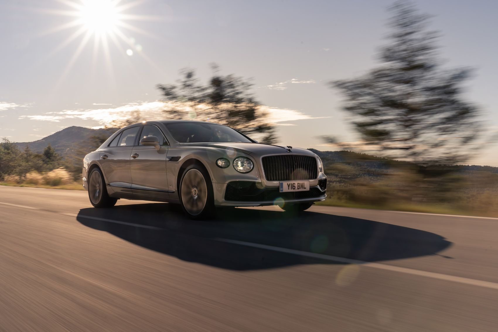 """Your Next Bentley May Have """"Adaptive Music"""" (But It's Not As Cool As It Sounds)"""