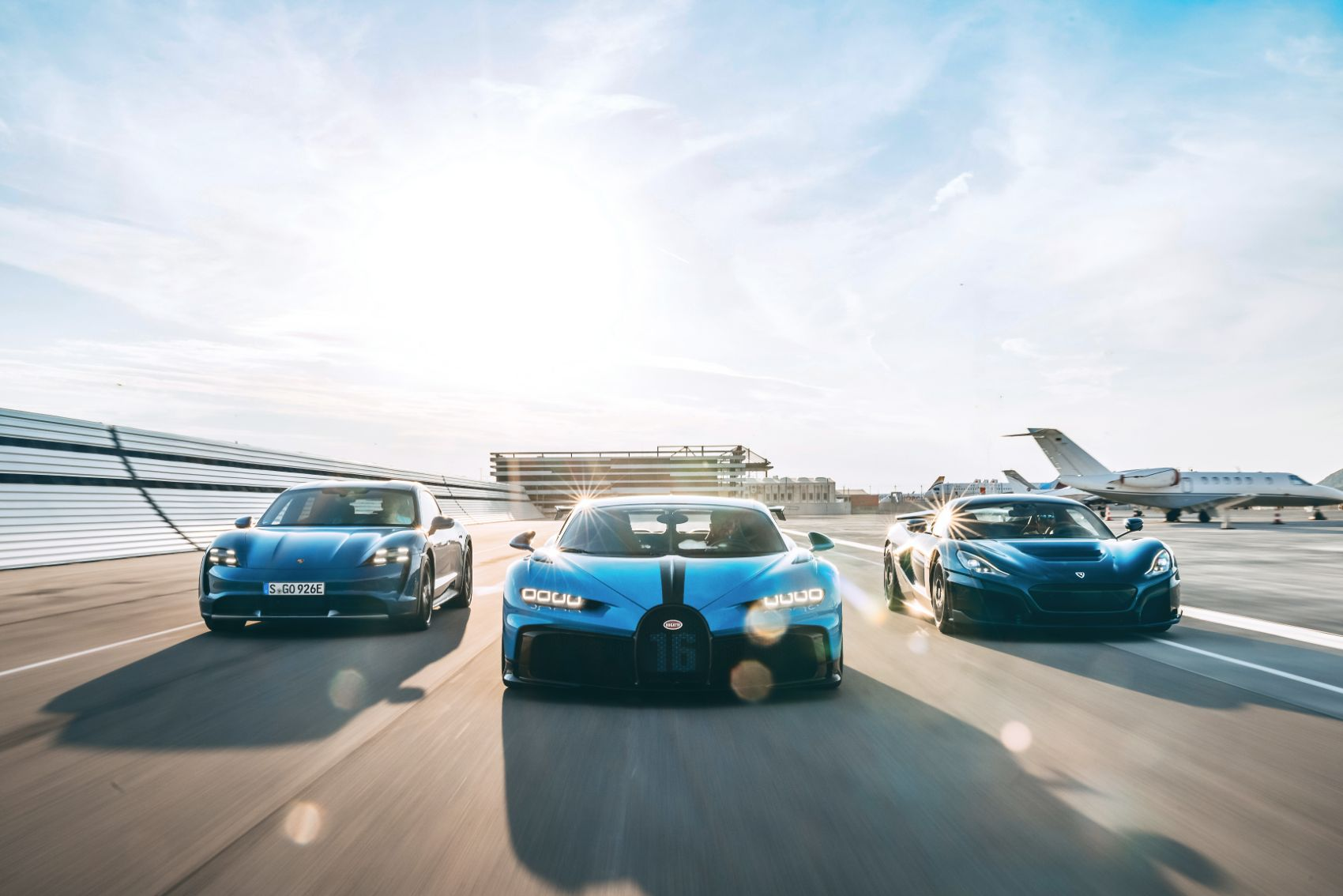 Bugatti Rimac Launches With Help From Porsche & Rimac Automobili