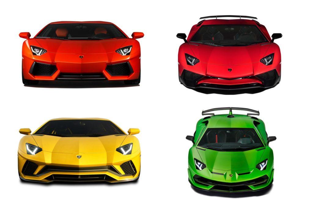 Lamborghini Aventador 11