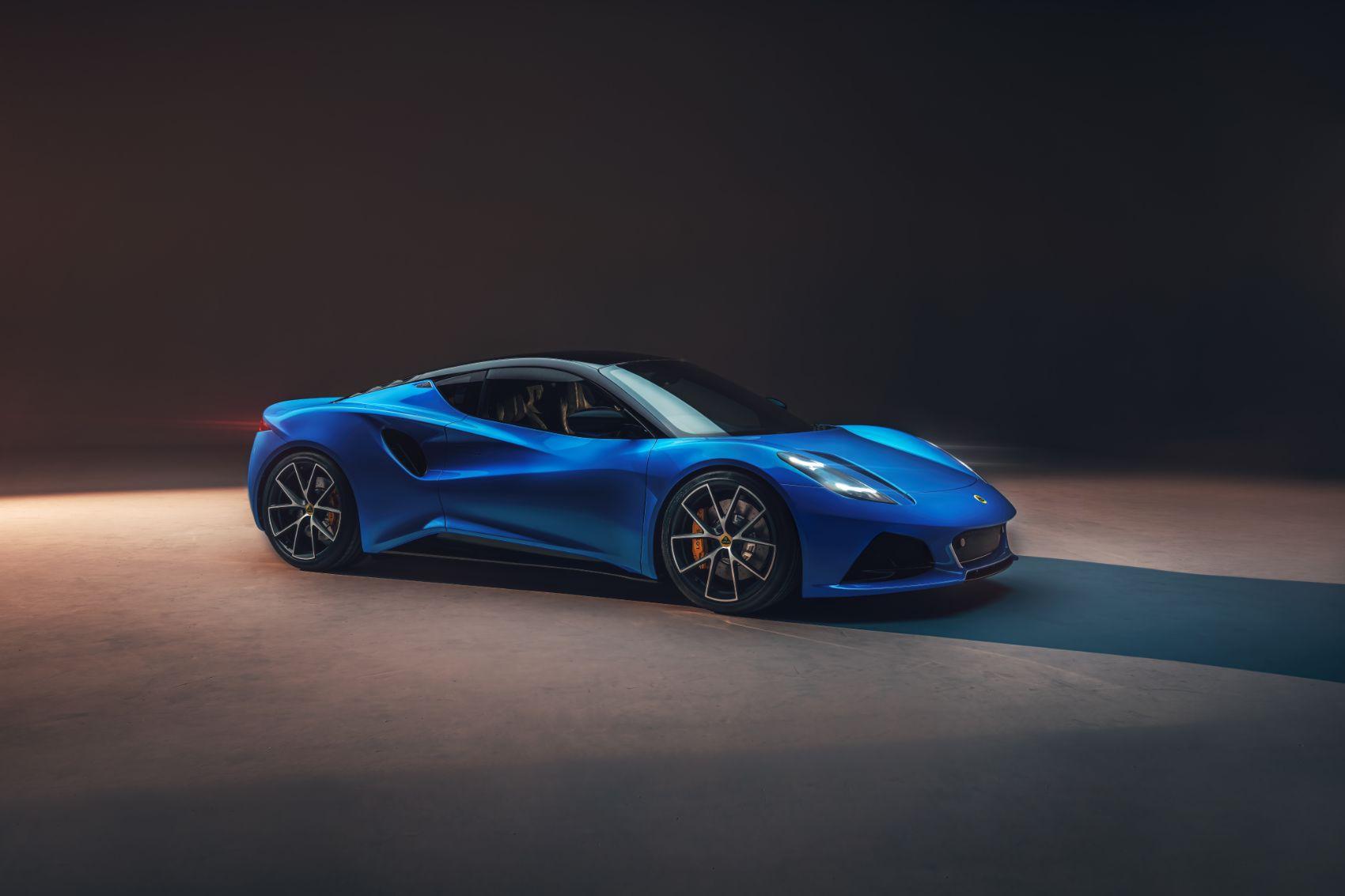 Lotus Emira: Final Internal Combustion Lotus Takes a Victory Lap