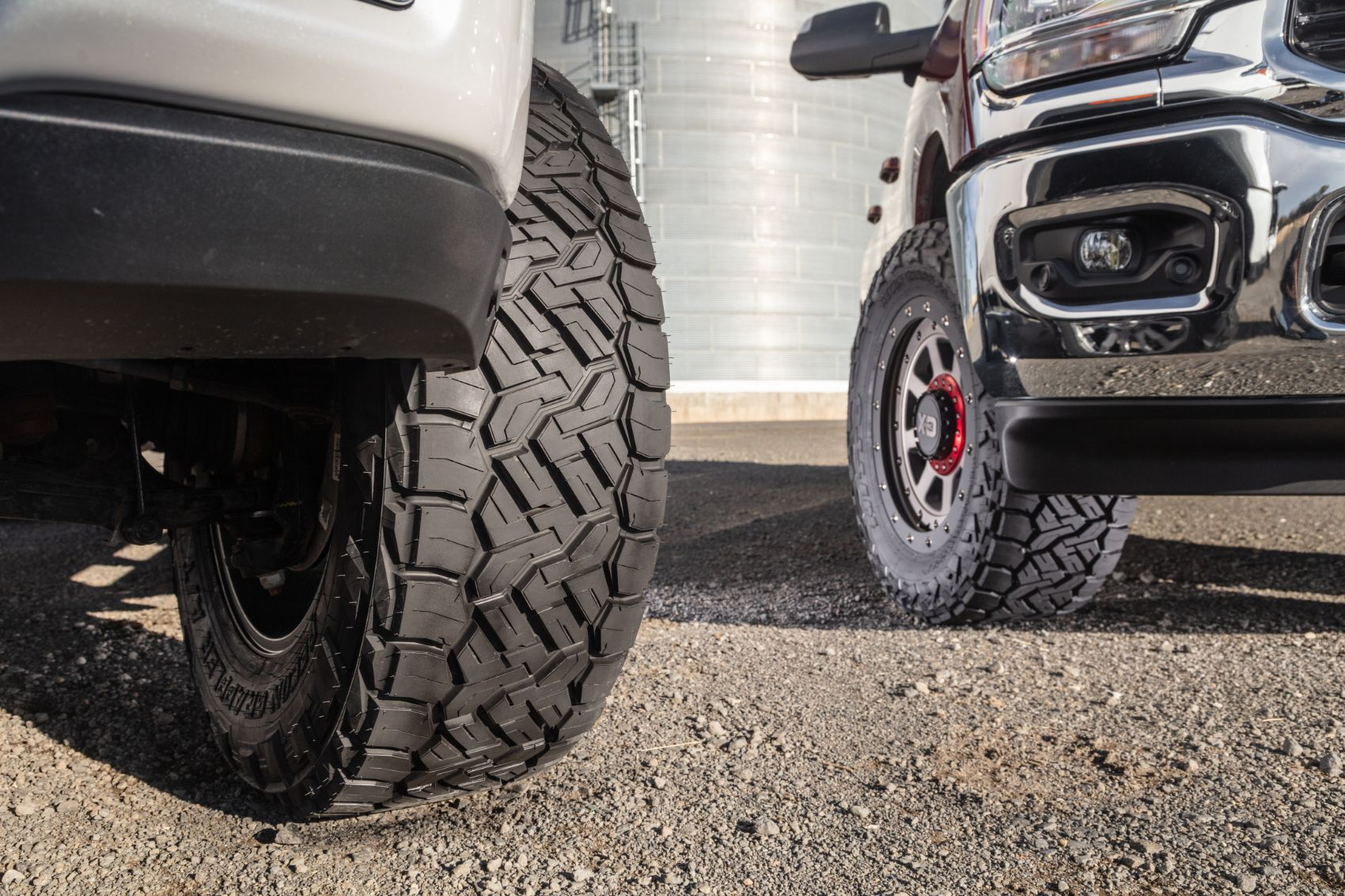 Nitto Launches Recon Grappler A/T Light Truck Tire