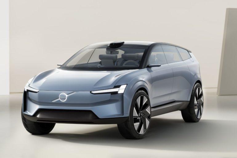 Volvo Concept Recharge 1