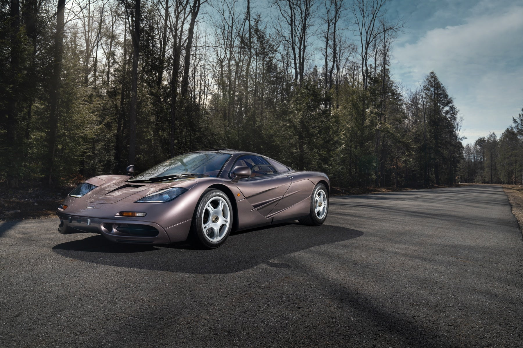 Meet The 1995 McLaren F1 Road Car That Set an Incredible Record Auction Price
