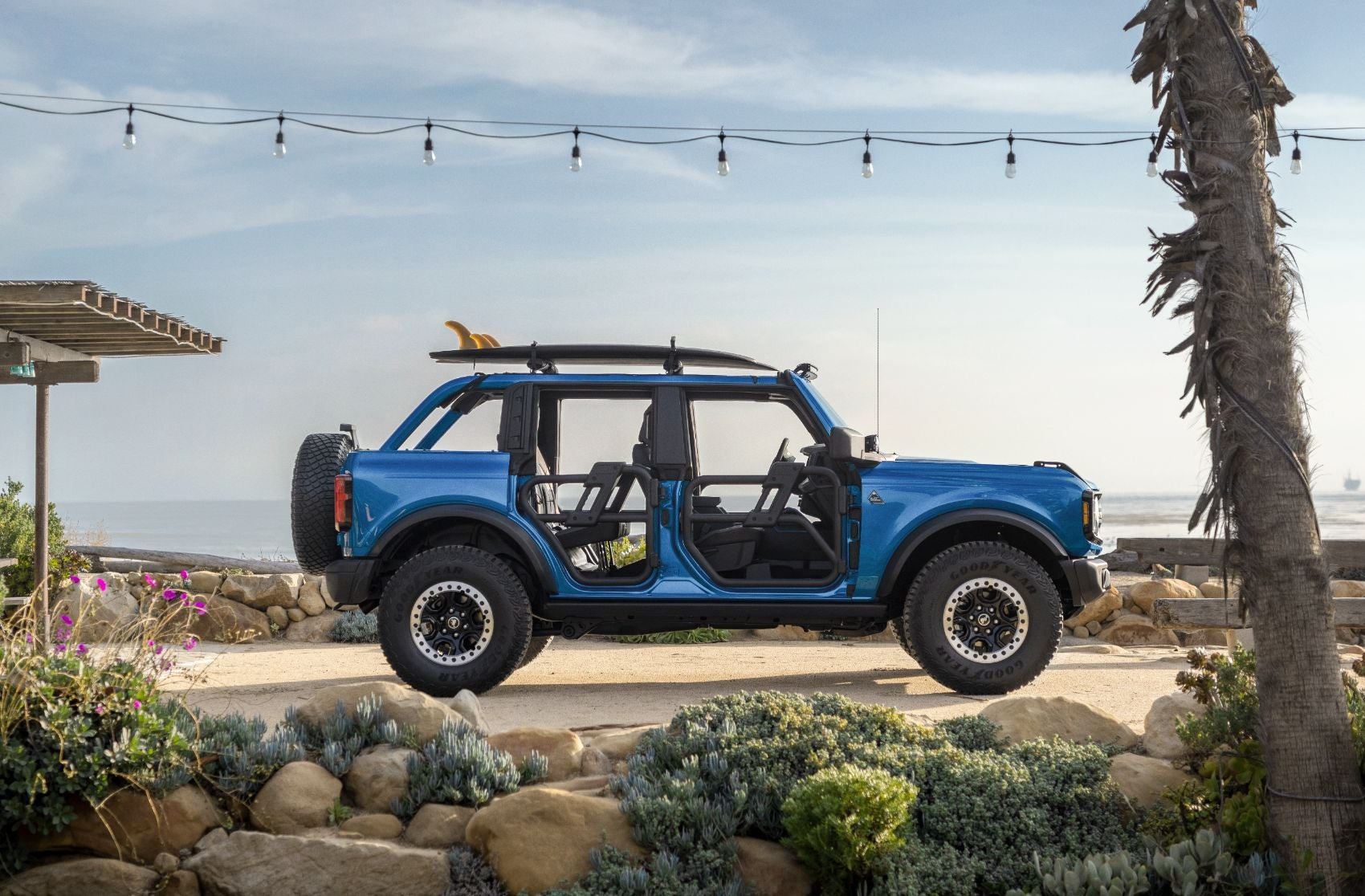 Ford Bronco Riptide Project: Custom-Built For That Sunny West Coast Life