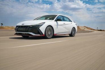 2022 Hyundai Elantra N 56