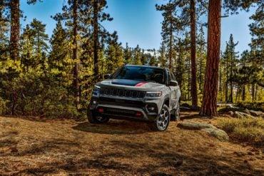 2022 Jeep Compass 18