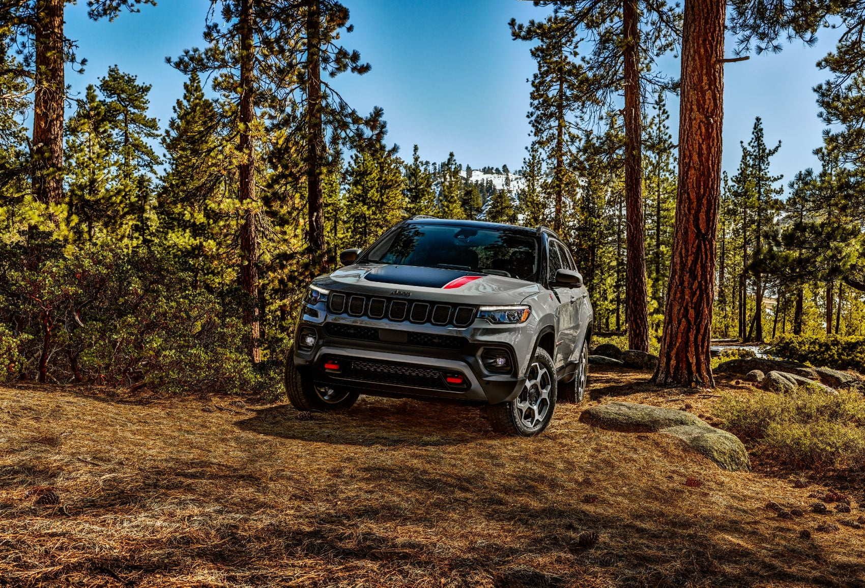 2022 Jeep Compass: Performance Specs, Trim Levels, Pricing & More