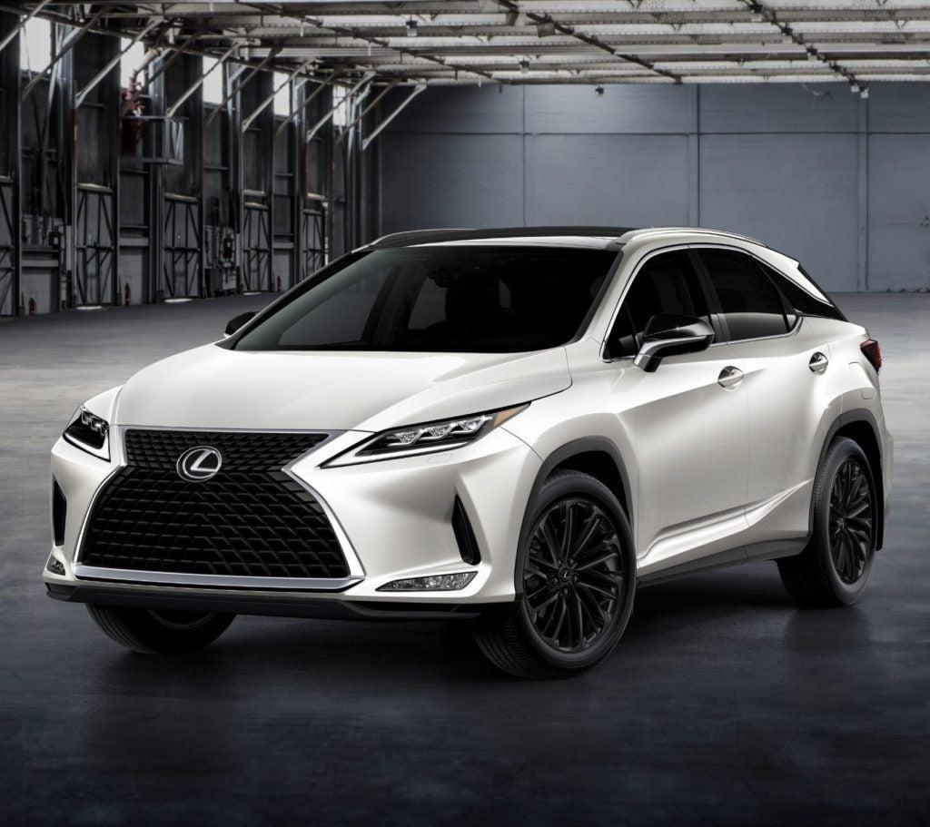 2022 Lexus RX 350 1