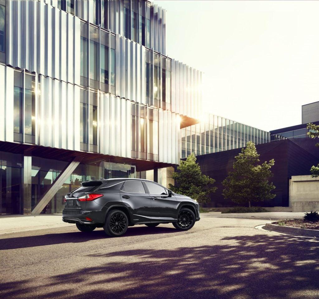 2022 Lexus RX 450h 1