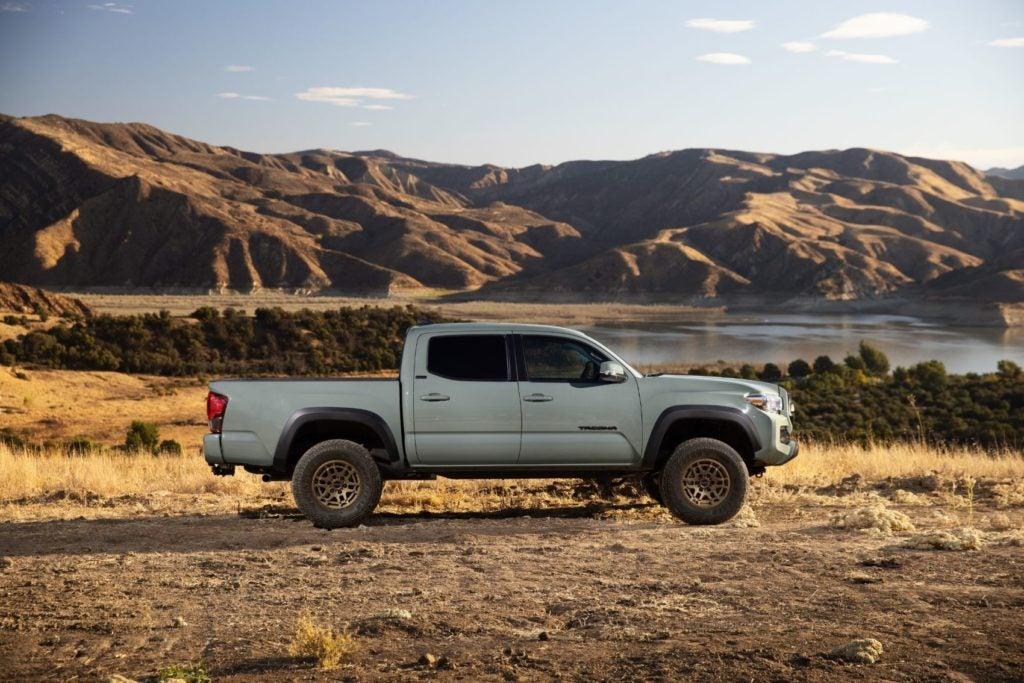 2022 Toyota Tacoma Trail Edition 4