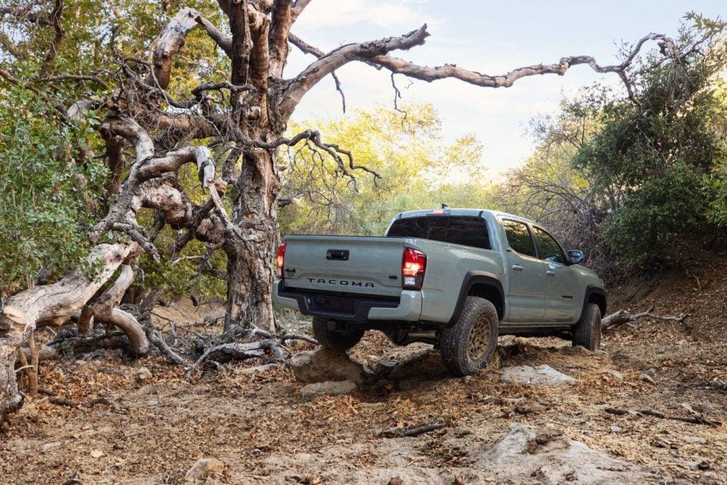 2022 Toyota Tacoma Trail Edition 5