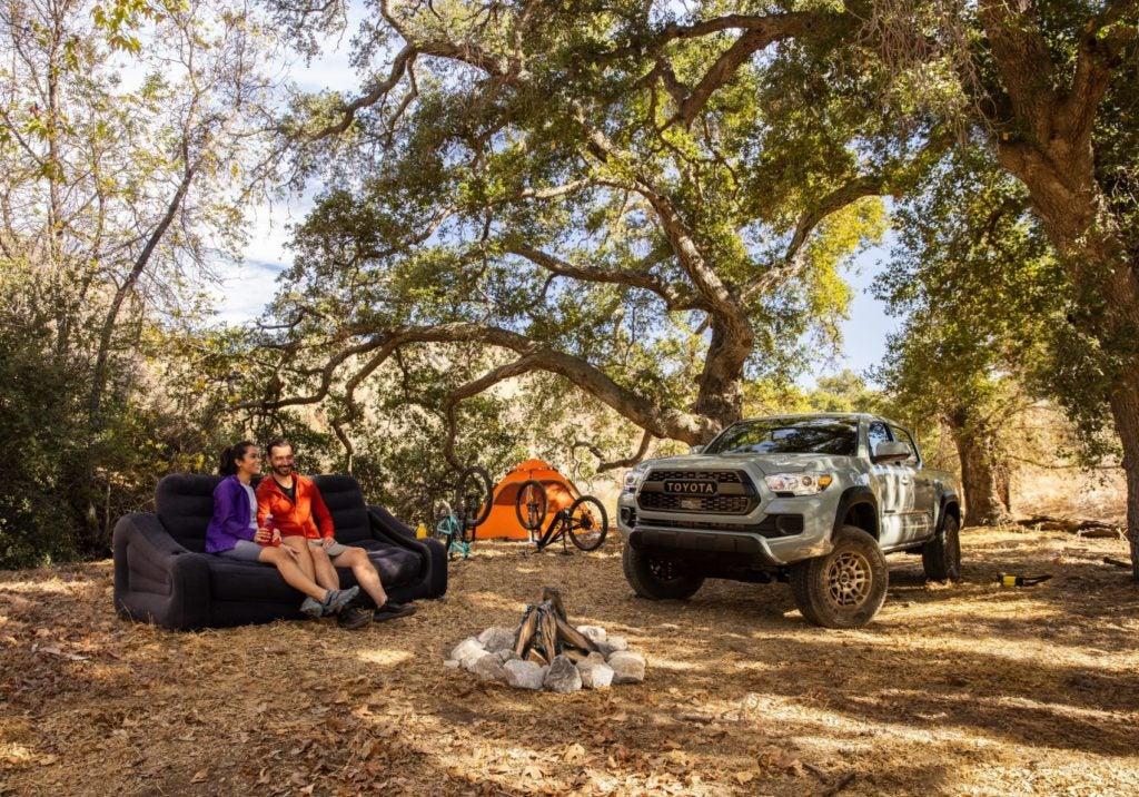 2022 Toyota Tacoma Trail Edition 7
