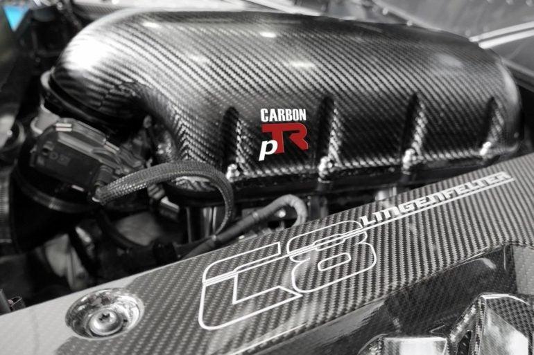 Lingenfelter Performance Design pTR Carbon Fiber Intake Manifold e1629198317666