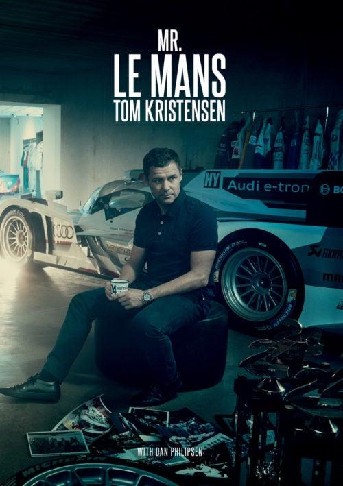 Mr. Le Mans Tom Kristensen Cover