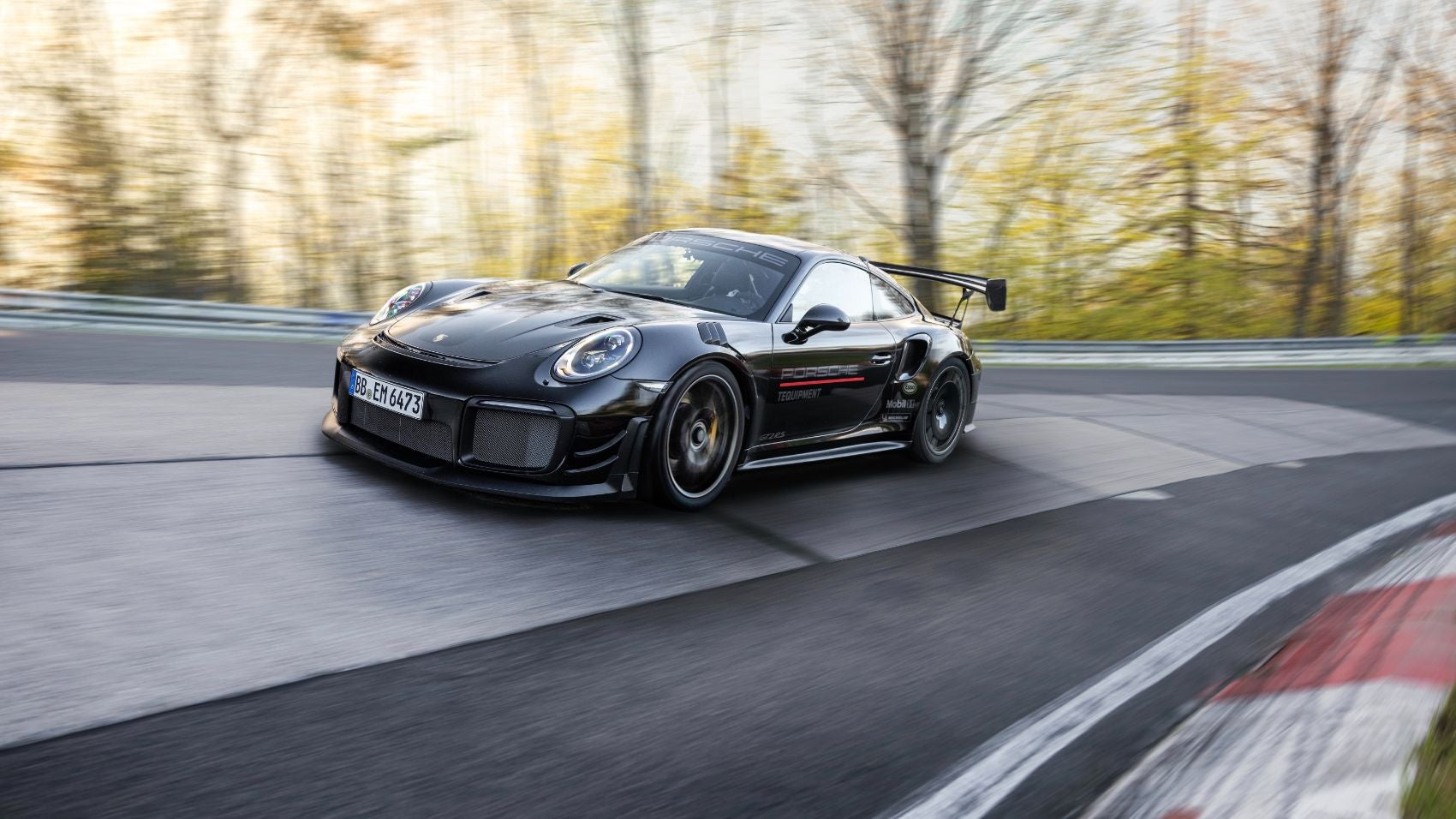 Top 5 Fastest Production Cars Around The Nürburgring (2021)