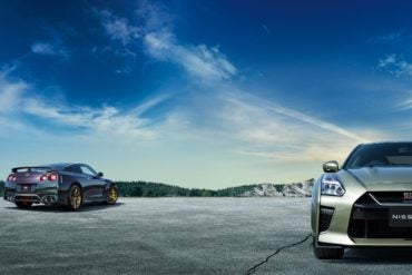 2021 Nissan GT R T spec edition 4