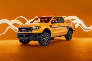 2022 Ford Ranger Splash 3