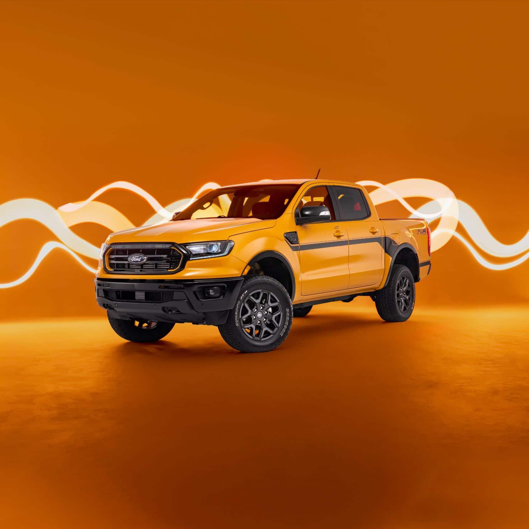 Ford Ranger Splash: Blast From The Past Returns For 2022!