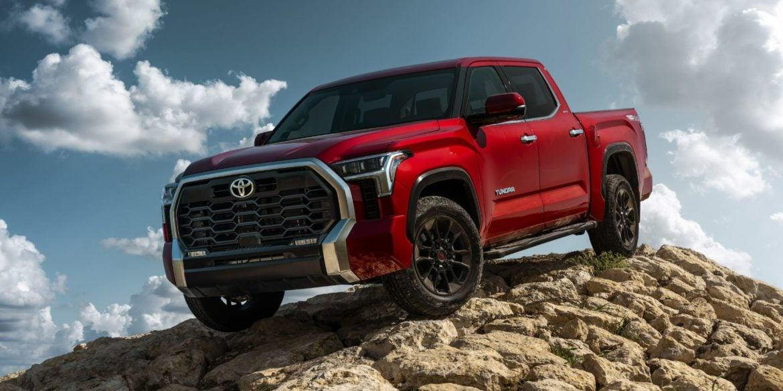 2022 Toyota Tundra 2