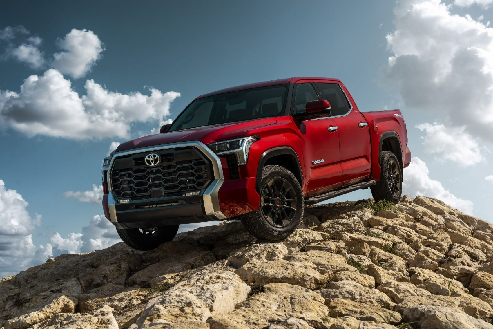 2022 Toyota Tundra Revealed: More Powerful Engines, Rugged Suspension Revisions, New Tech Features & More
