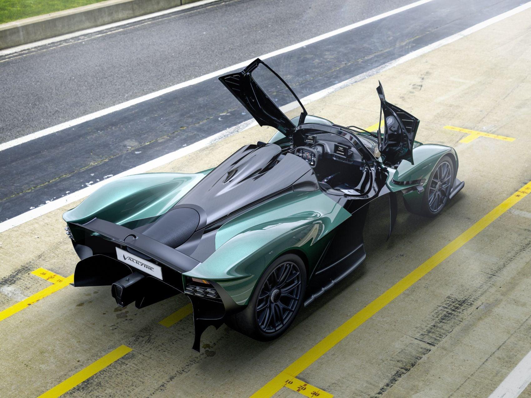 Aston Martin Valkyrie Spider: Adrian Newey Brainchild to Have Limited Production Run