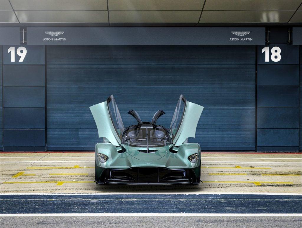 Aston Martin Valkyrie Spider 3