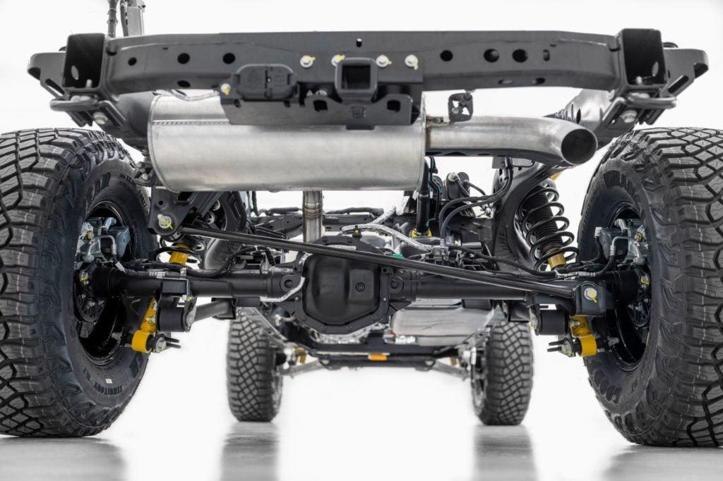 Ford Bronco HOSS Suspension