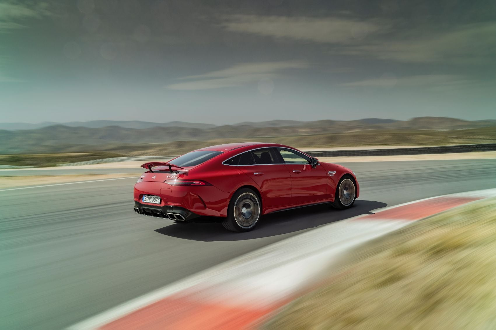 2023 Mercedes-AMG GT 63 S E Performance: Behold The Most Powerful Production Vehicle From Mercedes-AMG