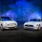 Mustang Family Ice White Appearance Package 1